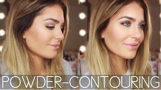 POWDER-CONTOURING! | BELLA