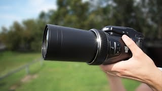 Nikon Coolpix P1000 Review | New Superzoom King