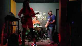 """WHAT IS LOVE"" HADDAWAY-COVER BY THE FAMILY FRIENDLY CRIMINALS. 11/30/18 @THE BEE TAVERN"