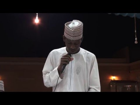 Daliban Nijeriya M M Ahmad MIsau
