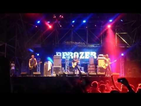Derozer - Mururoa Live At Bay Fest August 15th 2016