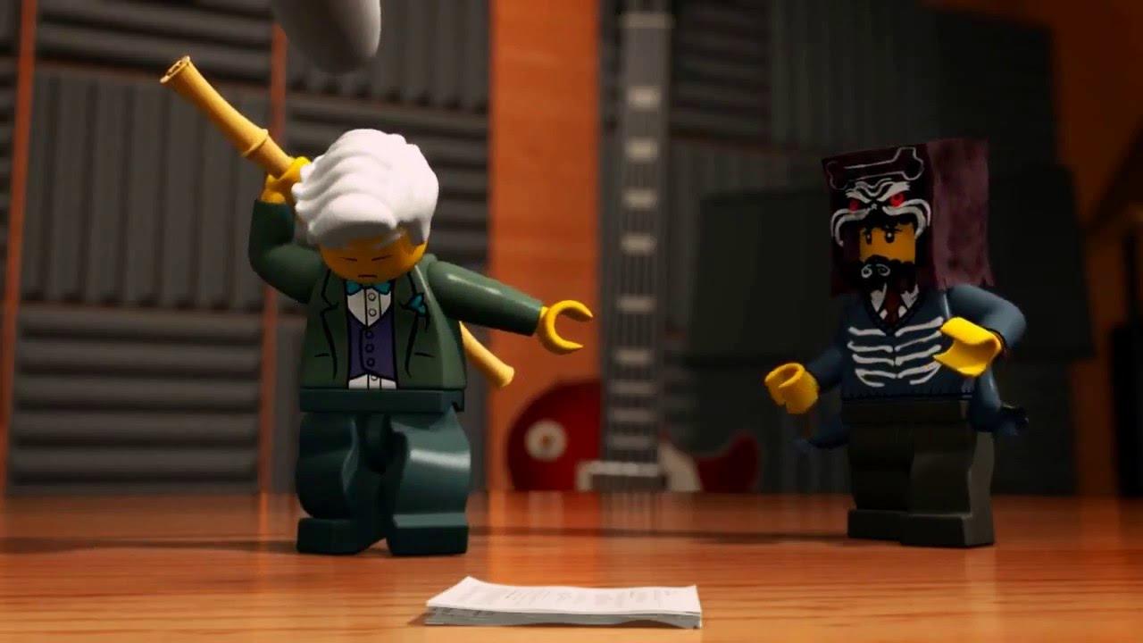 Lego ninjago behind the scenes
