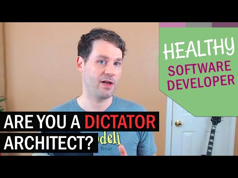 Democratic Software Architecture: Sharing Technology Decisions