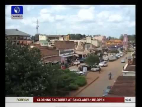 Urban Migration: Collapse Of Nigeria's Urban Infrastructure