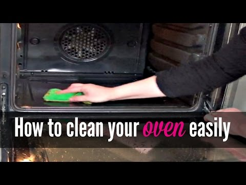 How to clean your oven easily without chemicals