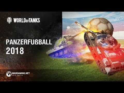 Panzerfußball 2018. Details [World of Tanks Deutsch] thumbnail