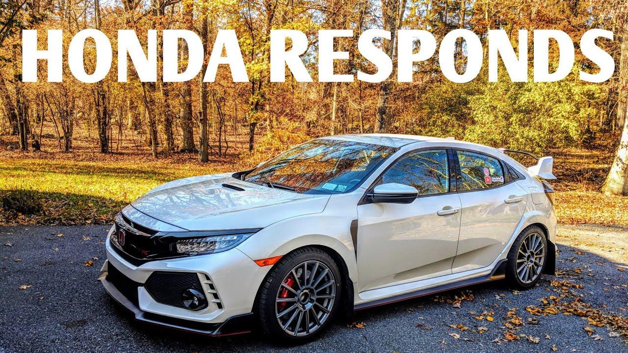 2017 Honda Civic Type R Transmission