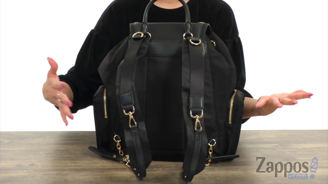 55dea983ffde MICHAEL Michael Kors Mott Large Flap Diaper Bag Backpack SKU  9067053