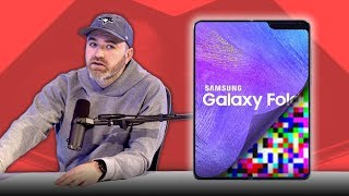 Samsung Galaxy Fold Phones Are Breaking