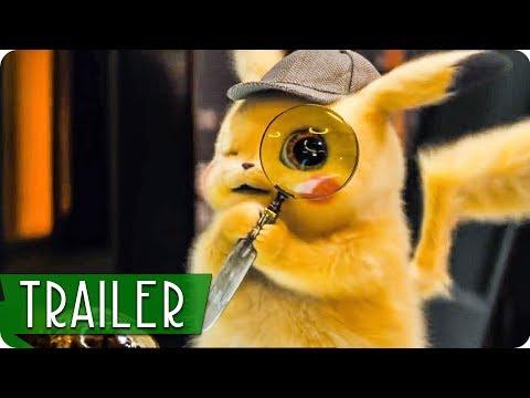 Pokémon Meisterdetektiv Pikachu Trailer 2 German Deutsch 2019