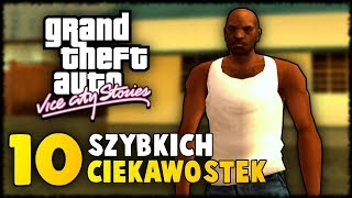 10 SZYBKICH CIEKAWOSTEK Z GTA VICE CITY STORIES