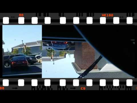 How to clean inside of your windshield glass HD