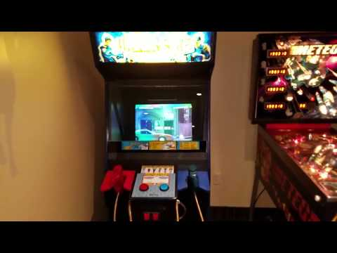 Video Game Arcade Tours - Hoover Dam Lodge (Boulder City, Nevada)