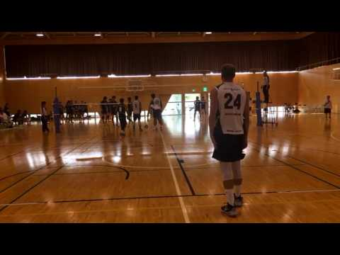 07 31 2016 Men's Blizzard vs Kinki Club SFID & Kinki Club University Game 3