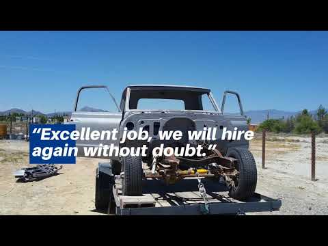Domestic Cleaning Services-Las Vegas-Nevada-Clean and Ready Blasting Mobile Services