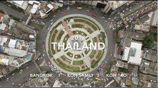 THAILAND 2018: Bangkok, Koh Samui & Koh Tao
