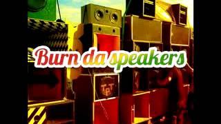 Burn da speakers - Crik8 Jungle drum
