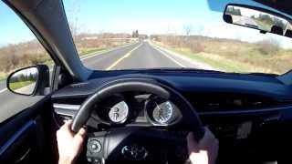 2014 Toyota Corolla S - WR TV POV Test Drive