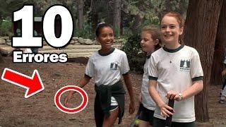10 Errores Increíbles de la Película Juego de Gemelas