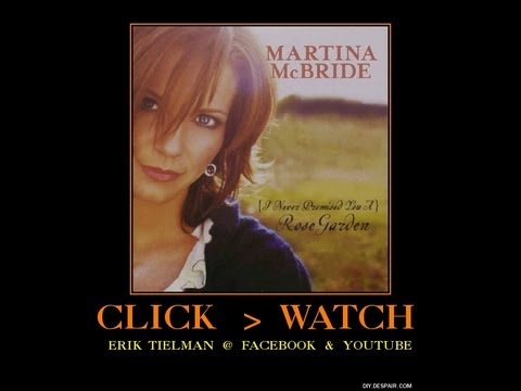 MARTINA McBRIDE sings Buddy Holly's ~TRUE LOVE WAYS~