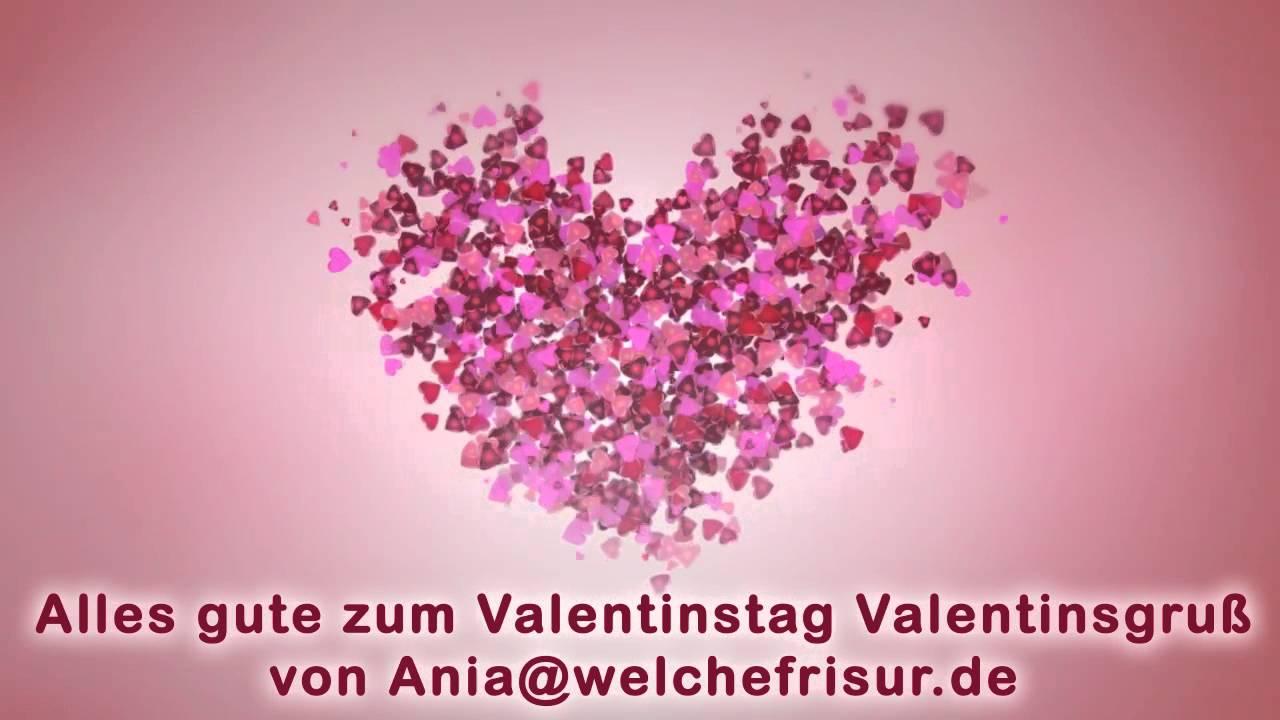 Alles Gute Zum Valentinstag Valentinsgruß