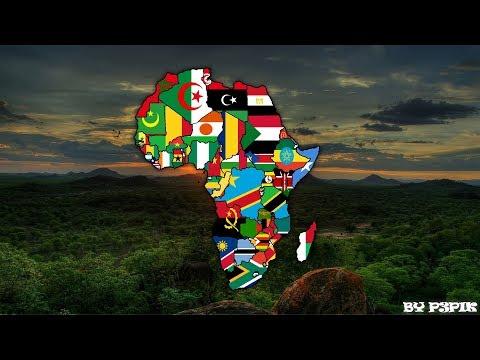 Flag Maps World