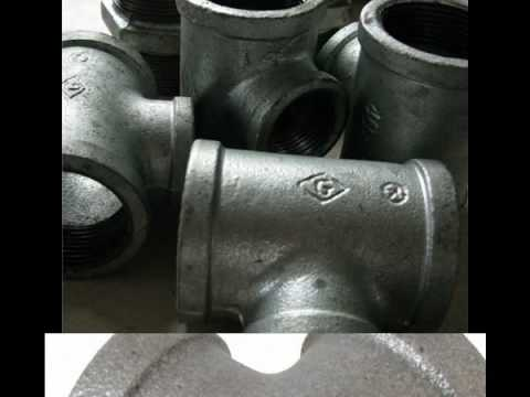 China galvanized pipe fitting and names pipe fittings youtube