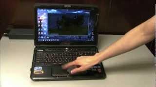 видео обзор игрового ноутбука MSI GT60