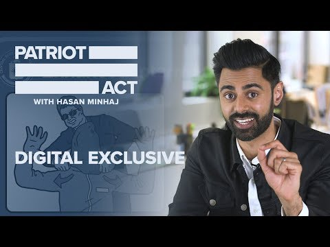 Hasan Applies For A Job At The CIA | Patriot Act With Hasan Minhaj | Netflix