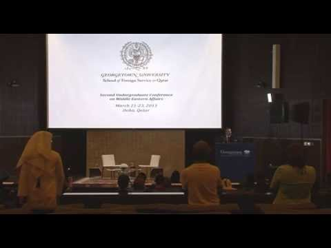 Second Undergraduate Conference on Middle East Affairs