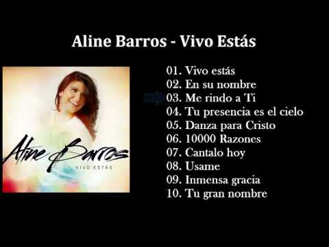 Aline Barros Vivo Estas Album Completo
