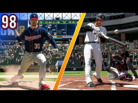 The Twins-White Sox Rivalry Heats Up - MLB The Show 18 Franchise | Ep.98