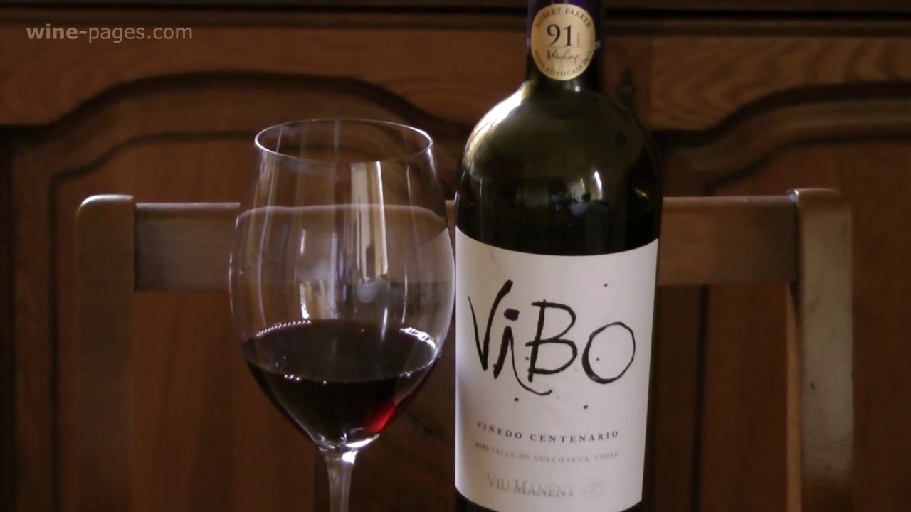Viu Manent, Vibo Viñedo Centenario 2013, wine review