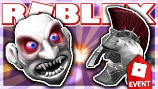COMMENT À GET HULK'S HELMET - GUISE OF THE NIGHT!! (ROBLOX NIGHTMARE AVANT BLOXTOBER EVENT - BtD!)