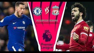 EPL: Final Time score of Chelsea vs Liverpool Football match is 1/1 Daniel Sturridge 89' Hazard 25'