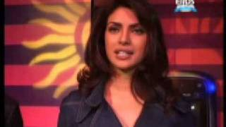 Priyanka Chopra Launches Nokia 5800 Xpress Music Phone
