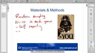 2014 -  Statistics Lecture 3   Hypothesis Testing