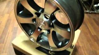 видео Литые диски Replica R15