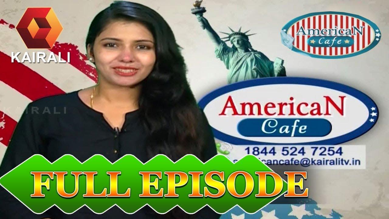 American Cafe   11th December 2017   Full Episode