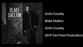 Blake Shelton - God's Country Video
