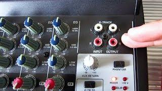 1. Cómo GRABAR el AUDIO ESTÉREO de la MESA DE MEZCLAS en el PC y reproducirlo de nuevo por el mixer