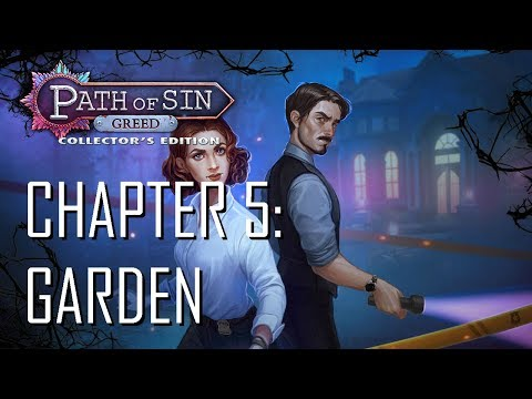 Path of Sin: Greed Collector's Edition Walkthrough - Chapter 5: Garden (Custom Max Difficulty) |