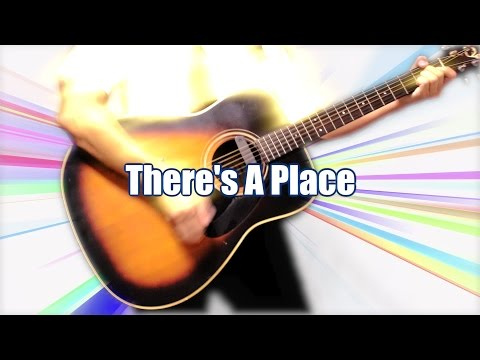 There's A Place - The Beatles karaoke cover