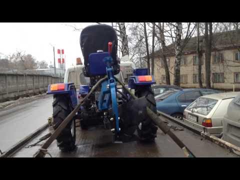 Купить новый минитрактор (мини трактор) недорого