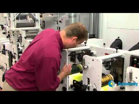 Flexographic Printing Part 6- Registration (Shawn Oetjen)