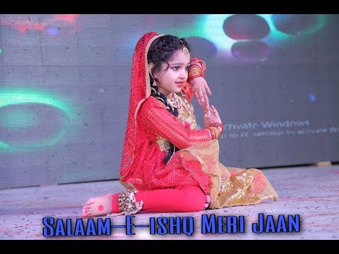 Salaam-E-ishq Meri Jaan