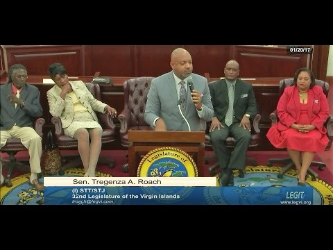 Minority Caucus of the 32nd Legislature of the Virgin Islands