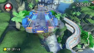 Big Blue [200cc] - 1:01.433 - Sи¢ ミゲル (Mario Kart 8 Deluxe World Record)