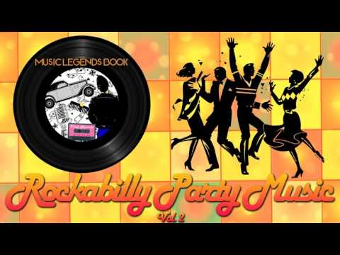 Rockabilly Party (Vol. 2) - Music Legends Book