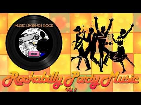 Rockabilly Party (Vol. 2) - Music Legends Book